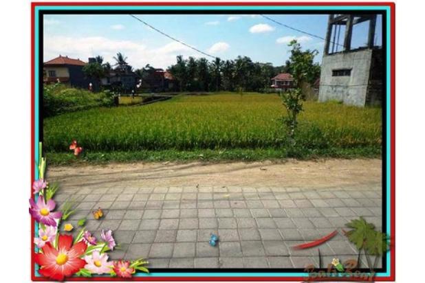 Investasi Properti Strategis 1.500 m2  View Sawah di Sentral Ubud TJUB508 4291902