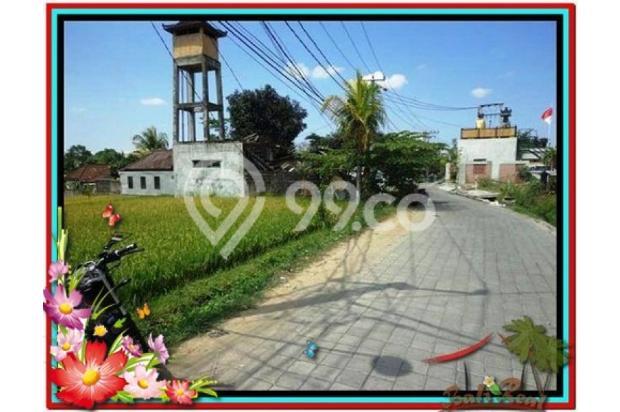 Investasi Properti Strategis 1.500 m2  View Sawah di Sentral Ubud TJUB508 4291903