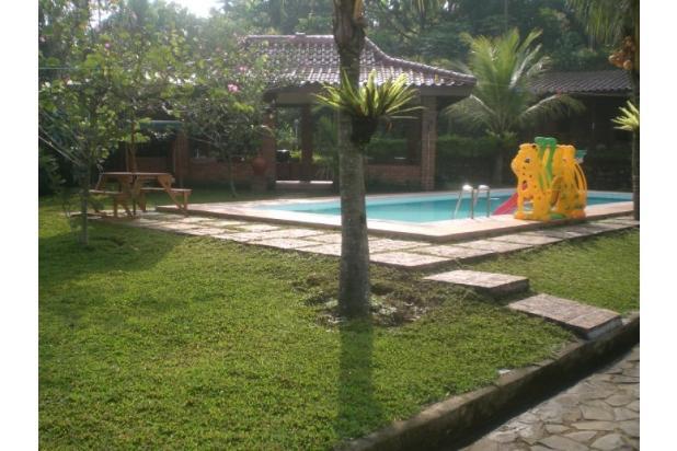 Villa dg KOLAM RENANG PRIBADI (tidak macet hny15 menit dari Ciawi) 3153473