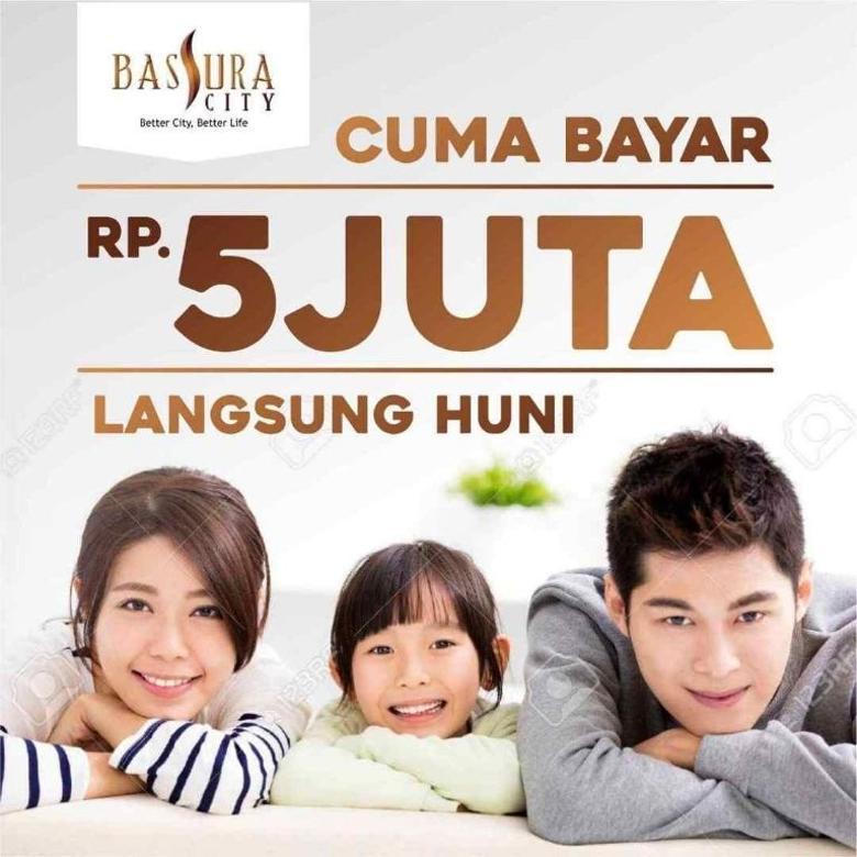 Jual Cepat 2BR Bassura City bisa KPA Bank apartemen Jakarta