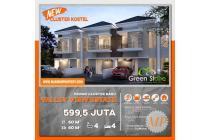 Dijual Rumah Kos Mewah Full Fasilitas Di Kota Malang
