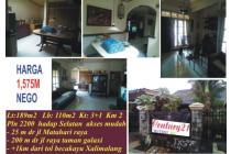 Rumah Dijual Daerah Bekasi Selatan Lokasi Startegis