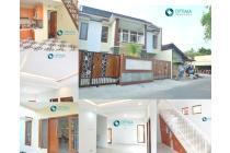 Rumah baru 2 lt di Condong Catur dekat Kampus UPN, UGM,UII, Sanata Dharma