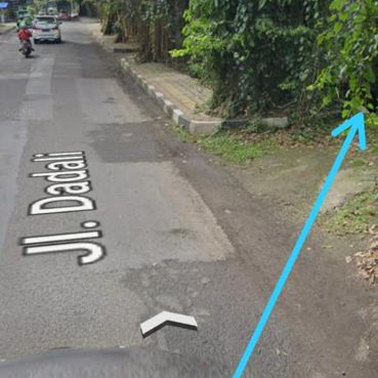 Turun Harga !! Kavling Murah di Area Komersiel Jl Dadali Bogor
