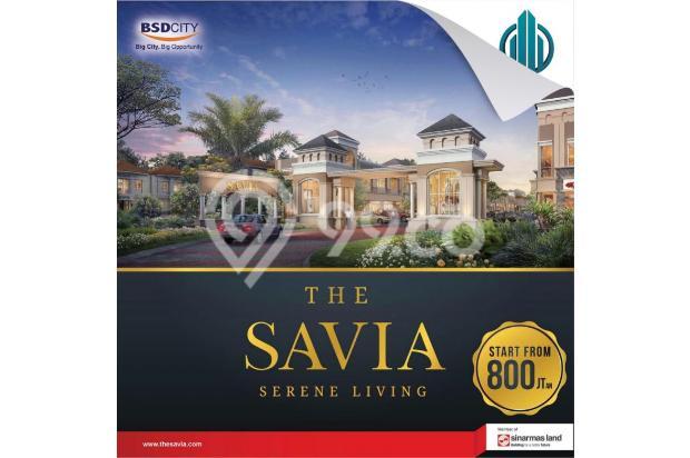 The Savia BSD City, Rumah Baru 5 Menit ke ITC BSD 13873365