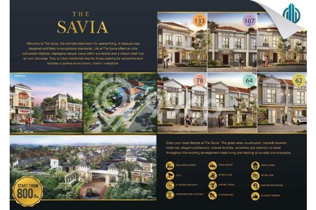 The Savia BSD City, Rumah Baru 5 Menit ke ITC BSD 13873366