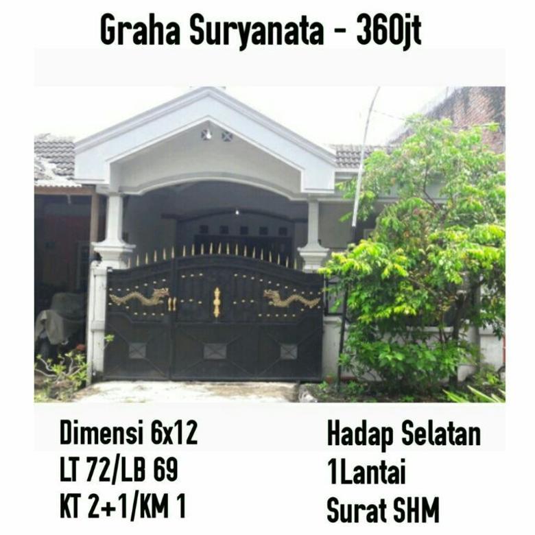 Rumah Graha Suryanata Murah Nyaman