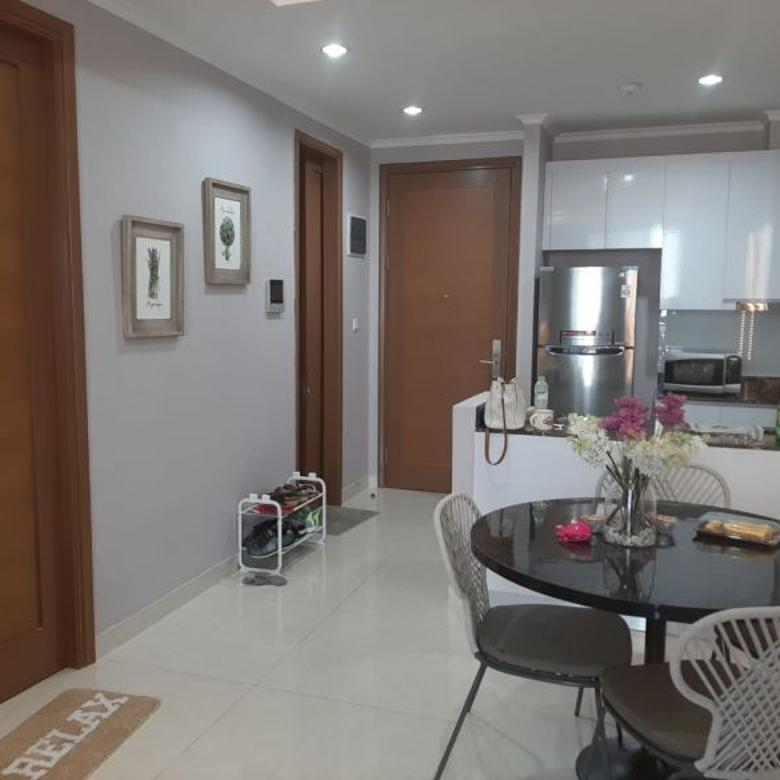 Apartemen Taman Anggrek Tower Beech (2+1 BR)