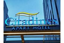 Miliki Apart .Hotel Citadines Rasuna 1BR Executive