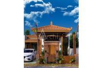 Rumah Cantik Legalitas SHM dekat Kampus UMY