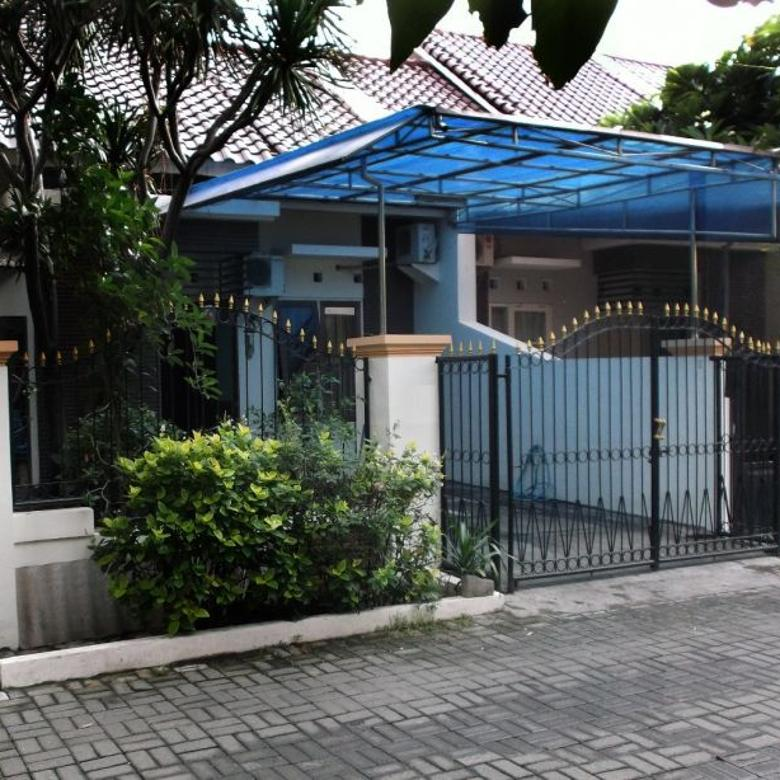 Rumah Strategis 1,5 Lt di Purimas Gununganyar, Akses Dkt MERR
