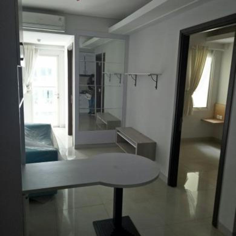 Unit baru view bagus, semi furnished