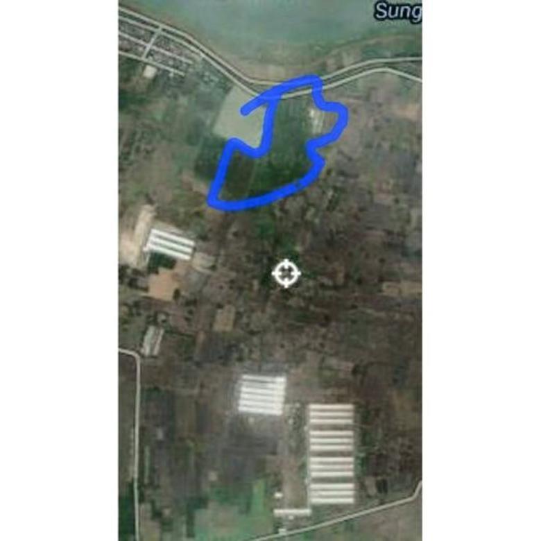 Cocok utk INDUSTRI,FLPP,PETERNAKAN,0 jln dkt Brantas Jombang-milik sendiri