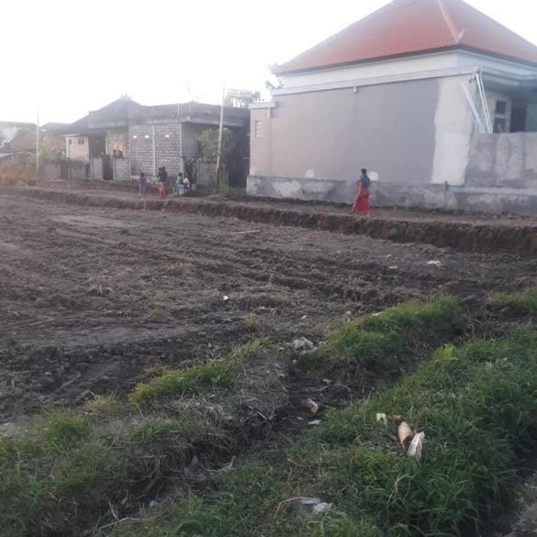 Tanah Murah Di Jln Antasura Denpasar Utara Bali D Ahmad Yani,N
