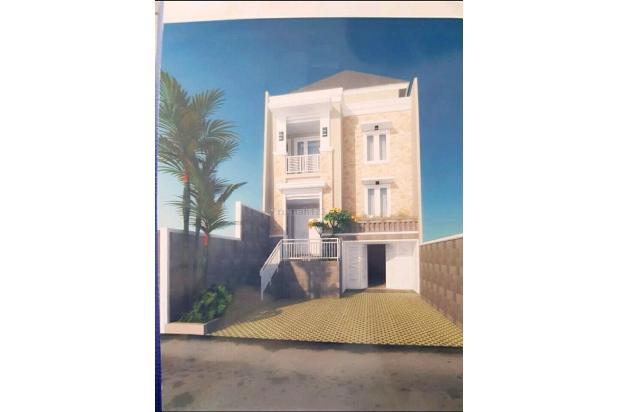 kecapi residence, cluster mewah pinggir jalan raya jagakarsa jak sel 17341492