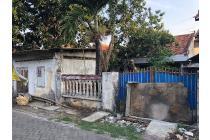 Rumah rusak hitung tanah di Dukuh Karangan Tengah