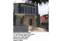 Rumah Gress Nan Ciamik Di Jemursari Surabaya Selatan