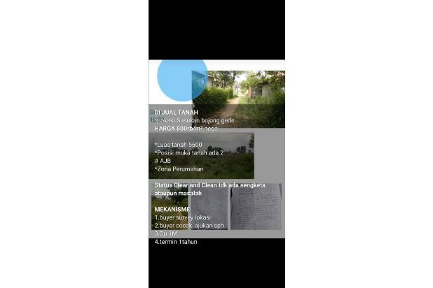 Rp4,48mily Tanah Dijual