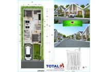 NEW HOUSE FOR SALE, perumahan lingk elit harga murah di Wanasari, Tabanan