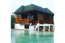 Rumah kayu, bungalow, dan gazebo