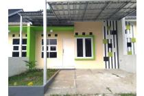 Dekat Stasiun Rumah Modern Minimalis, DP 10 Juta, Free All Biaya