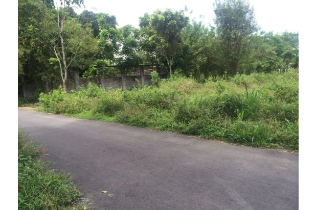 Dijual tanah purwomartani dekat perum pertamina & polda 9586042