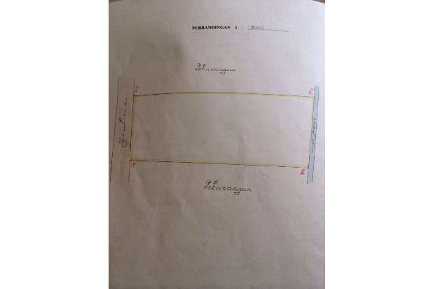 Dijual tanah purwomartani dekat perum pertamina & polda 9586060