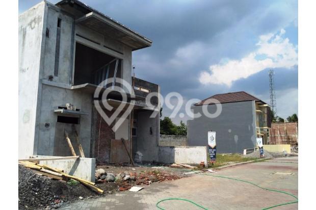 Rumah Di Jogja Tipe 75 Harga Murah, Lokasi Di Area Komersil 14317956