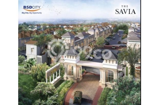 Rumah Baru Indent Savia Cluster Zeva 3kamar, cicil DP bonus 3 AC 17935368
