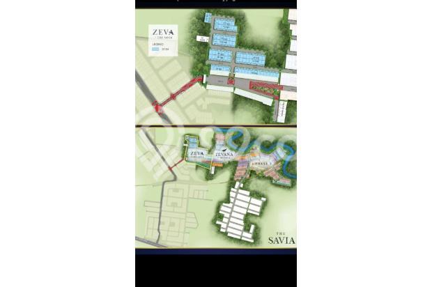 Rumah Baru Indent Savia Cluster Zeva 3kamar, cicil DP bonus 3 AC 17935376