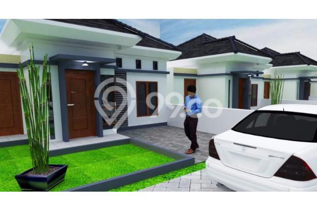 rumah siap bangun lokasi belakang UMY harga 300jutaan NEGO 17994206