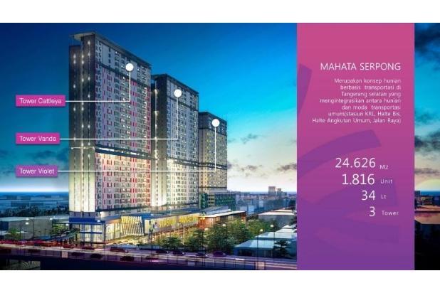 Rp379jt Apartemen Dijual