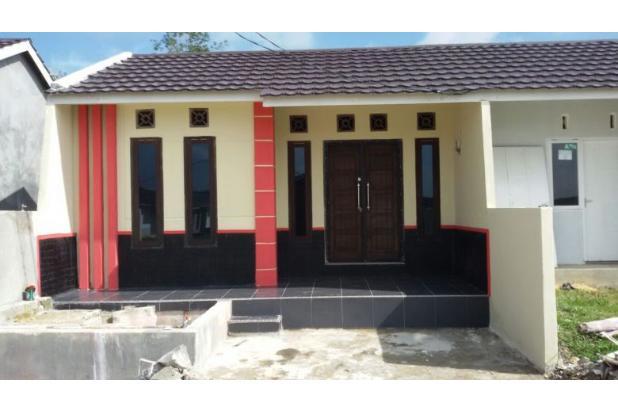 Rp129jt Rumah Dijual