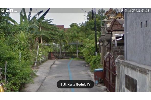 Rp832jt Tanah Dijual