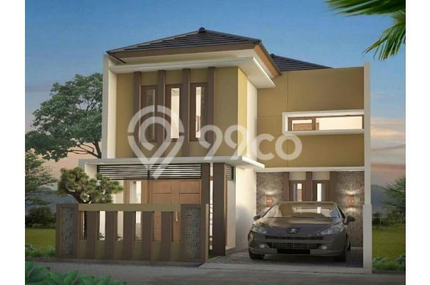 rumah murah 2 lantai di purwomartani 12396858