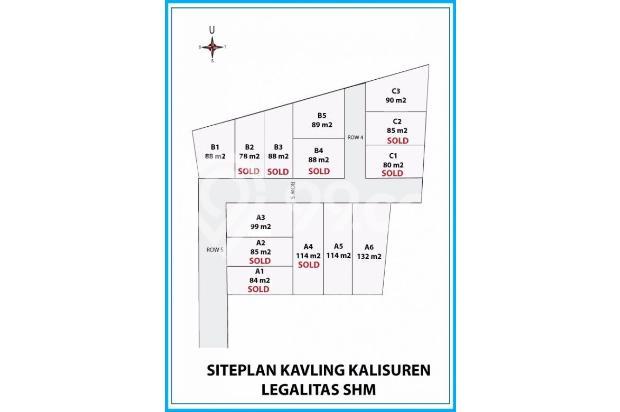 Cluster Green Melati Kalisuren: Row Jalan 6 meter Bisa KPR DP 0% 16048659