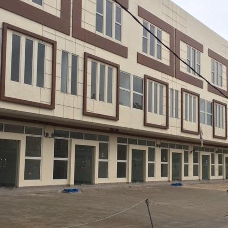 DIJUAL Ruko siap pakai, IMB kantor di Taman Alfa Indah (GA14208-HR)