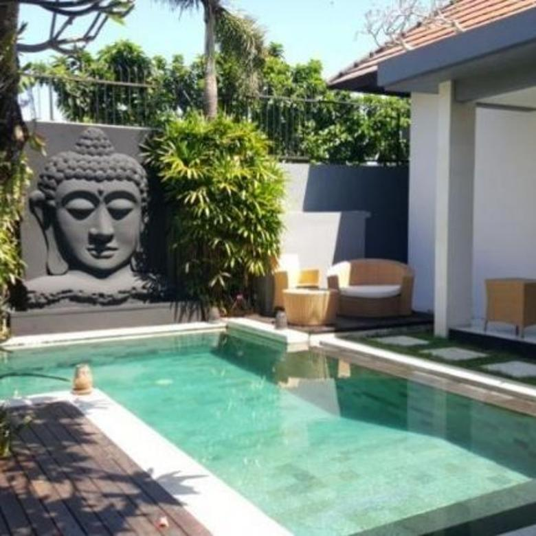 Villa Modern Full Furnished Dijual Di Sanur