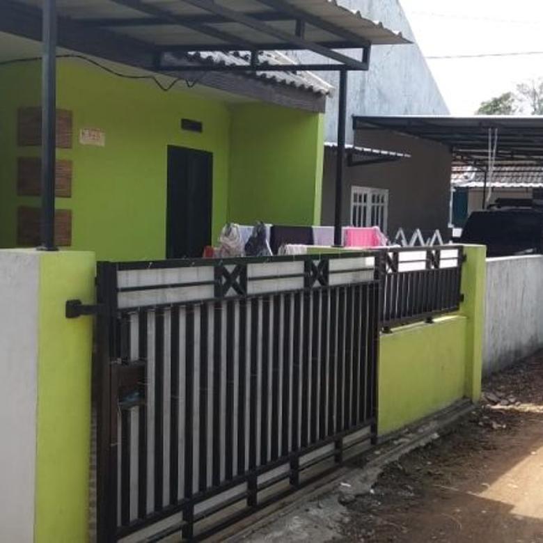 Dijual rumah murah dikelasnya lokasi 1000% BEBAS BANJIR