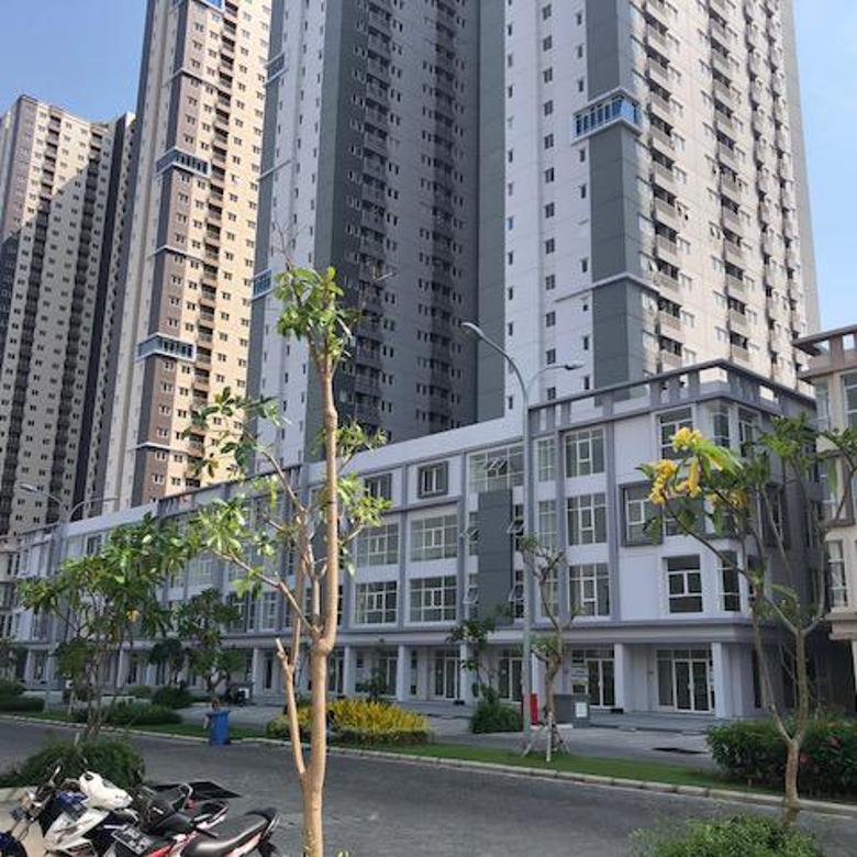 Apartemen Baru 2 BR di Puncak Dharmahusada
