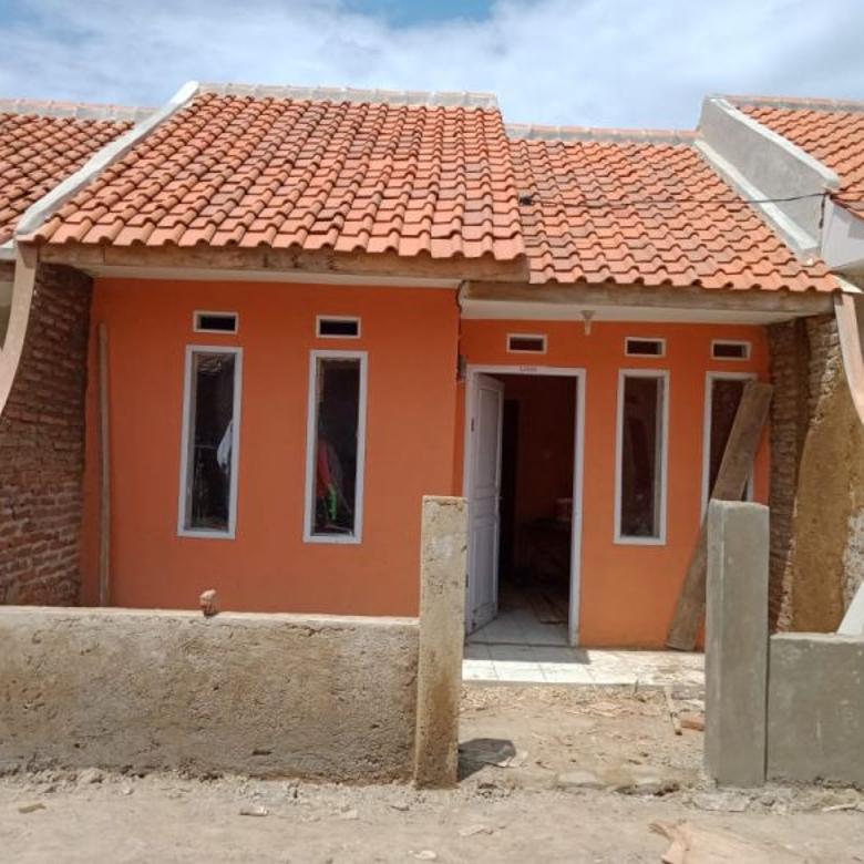 rumah nyaman harga murah cuma 100jt lokasi bebas banjir