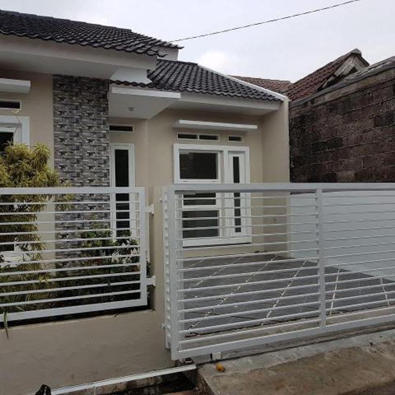 Rumah desain minimalis Bekasi Timur Regency regensi siap masuk