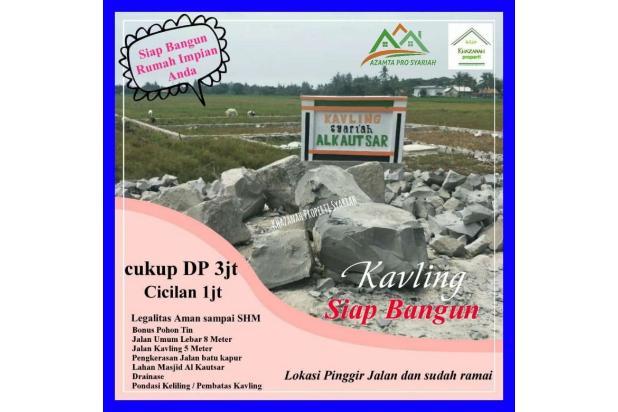 Rp95,2jt Tanah Dijual