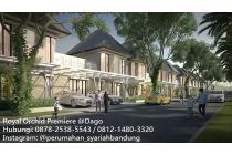 Royal Orchid Premier Dago Bandung Perumahan Konsep Villa Berbasis Syariah