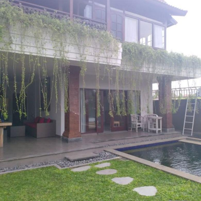 3 Bedroom Villa for rent Daily, Monthly Canggu