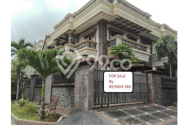 Dijual Rumah Pluit Sakti Modern Sytle Full Renovasi Lt 429m2 16510389