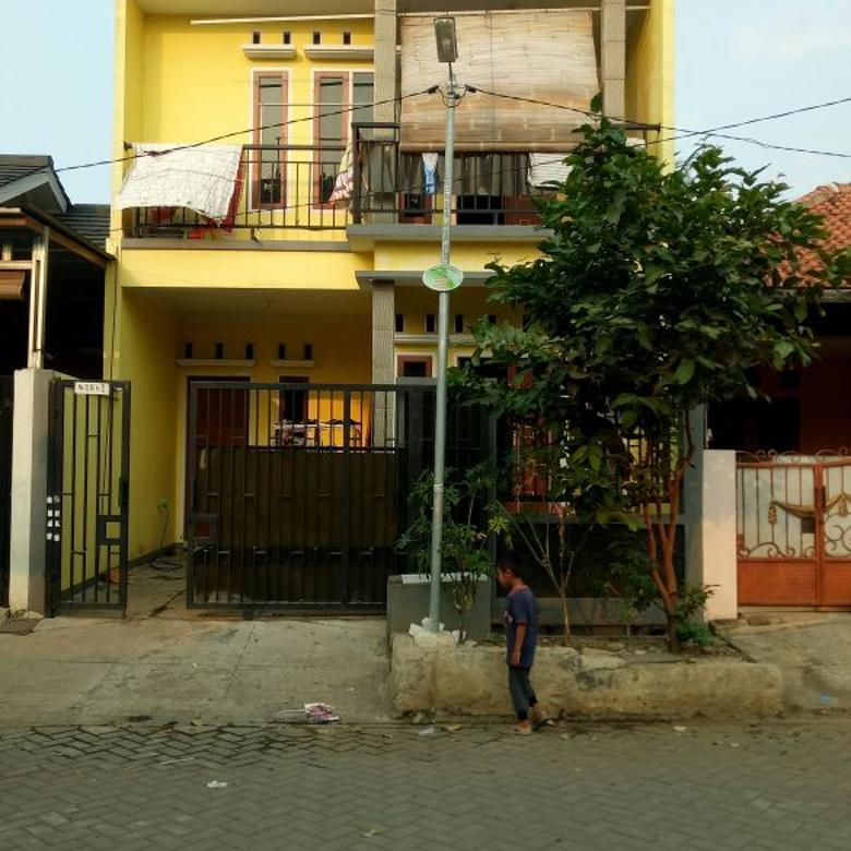 Dijual rumah 2 lantai cipadu