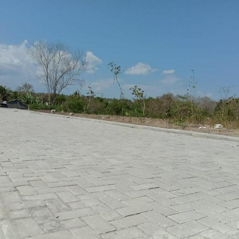 Tanah kavling Murah 8 menit Dari Pasar Gamping Sudah SHM