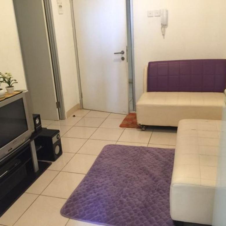 Dijual Unit Apartement Greenbay 2 kamar tower C