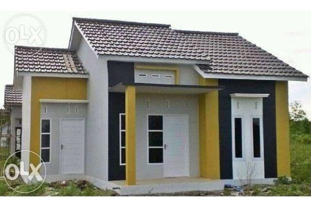 Rumah  Dijual Murah Di Pontianak  Type  45  jln Wonodadi 2